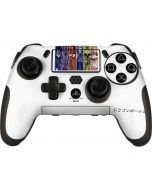 Dragon Ball Z Monochrome 2 PlayStation Scuf Vantage 2 Controller Skin