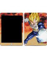 Dragon Ball Z Vegeta Apple iPad Skin