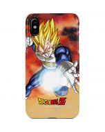 Dragon Ball Z Vegeta iPhone XS Max Lite Case