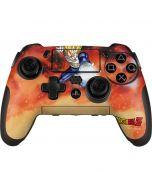 Dragon Ball Z Vegeta PlayStation Scuf Vantage 2 Controller Skin