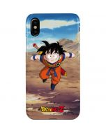 Dragon Ball Z Young Gohan iPhone XS Max Lite Case