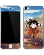 Dragon Ball Z Young Gohan Apple iPod Skin