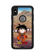 Dragon Ball Z Young Gohan Otterbox Commuter iPhone Skin