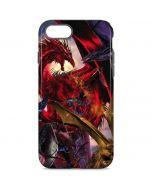 Dragon Battle iPhone 8 Pro Case