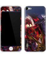 Dragon Battle Apple iPod Skin