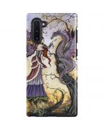 Dragon Charmer Fairy Galaxy Note 10 Pro Case