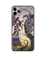 Dragon Charmer Fairy iPhone 11 Pro Max Skin
