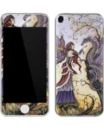 Dragon Charmer Fairy Apple iPod Skin