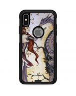 Dragon Charmer Fairy Otterbox Commuter iPhone Skin
