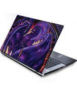 Dragonblade Netherblade Purple Generic Laptop Skin