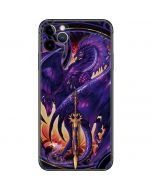 Dragonblade Netherblade Purple iPhone 11 Pro Max Skin