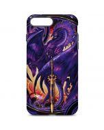 Dragonblade Netherblade Purple iPhone 7 Plus Pro Case