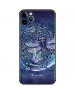Dragonfly Celtic Knot iPhone 11 Pro Max Skin