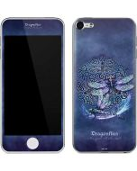 Dragonfly Celtic Knot Apple iPod Skin