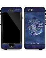 Dragonfly Celtic Knot LifeProof Nuud iPhone Skin