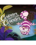 Cheshire Cat Curiouser Pixelbook Pen Skin