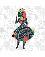 Alice Curiouser and Curiouser Pixelbook Pen Skin