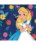 Alice in Wonderland Floral Print Pixelbook Pen Skin