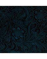 Botanical Flourish Blue Surface Pro (2017) Skin