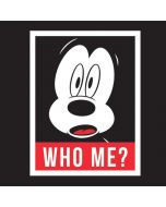 Mickey Mouse Who Me iPhone 8 Wallet Case