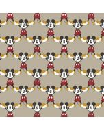 Mickey Mouse Formation iPhone X Skin