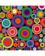 Psychedelic Circles iPhone 6/6s Skin