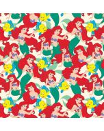 Ariel and Flounder Pattern SONNET Kit Skin