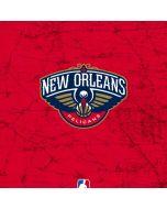New Orleans Pelicans Distressed HP Envy Skin