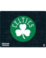Boston Celtics Black Secondary Logo iPhone 6/6s Skin
