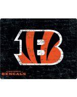 Cincinnati Bengals - Distressed Apple AirPods Skin