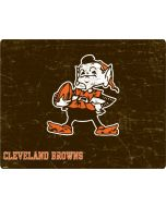 Cleveland Browns Alternate Distressed Xbox One Controller Skin