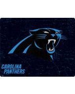 Carolina Panthers Distressed Apple AirPods Skin
