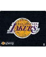 Los Angeles Lakers Black Primary Logo Lenovo T420 Skin
