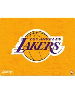 Los Angeles Lakers Gold Primary Logo Xbox One Controller Skin