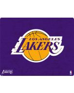 Los Angeles Lakers Purple Primary Logo Xbox One Controller Skin
