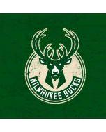 Milwaukee Bucks Green Distressed iPhone 6/6s Skin