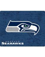 Seattle Seahawks Distressed Xbox 360 Wireless Controller Skin