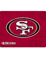 San Francisco 49ers Distressed Xbox One Controller Skin