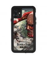 Battle With Titan iPhone 11 Waterproof Case