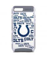 Indianapolis Colts White Blast iPhone 8 Plus Cargo Case