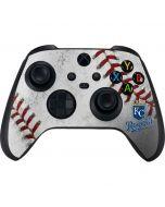 Kansas City Royals Game Ball Xbox Series X Controller Skin