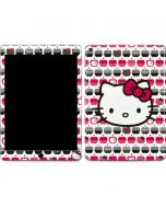 Hello Kitty Apples Apple iPad Air Skin
