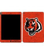 Cincinnati Bengals - Alternate Distressed Apple iPad Air Skin