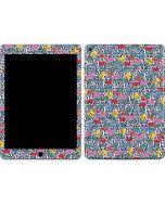Bouquets Print Apple iPad Air Skin