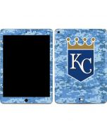 Kansas City Royals Digi Camo Apple iPad Air Skin