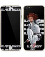Black Widow Bold iPhone 6/6s Skin