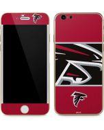 Atlanta Falcons Zone Block iPhone 6/6s Skin