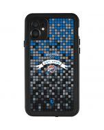 Oklahoma City Thunder Digi iPhone 11 Waterproof Case