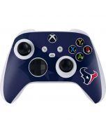 Houston Texans Double Vision Xbox Series S Controller Skin