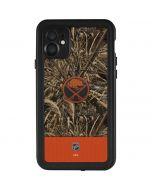 Buffalo Sabres Realtree Max-5 Camo iPhone 11 Waterproof Case